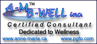 A-M B-WELL inc. Certified Consultant - Dedicated to Wellness.